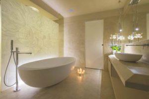 Bagno Piccolo Completo : Bagno wellness come creare un piccolo paradiso relax nella tua