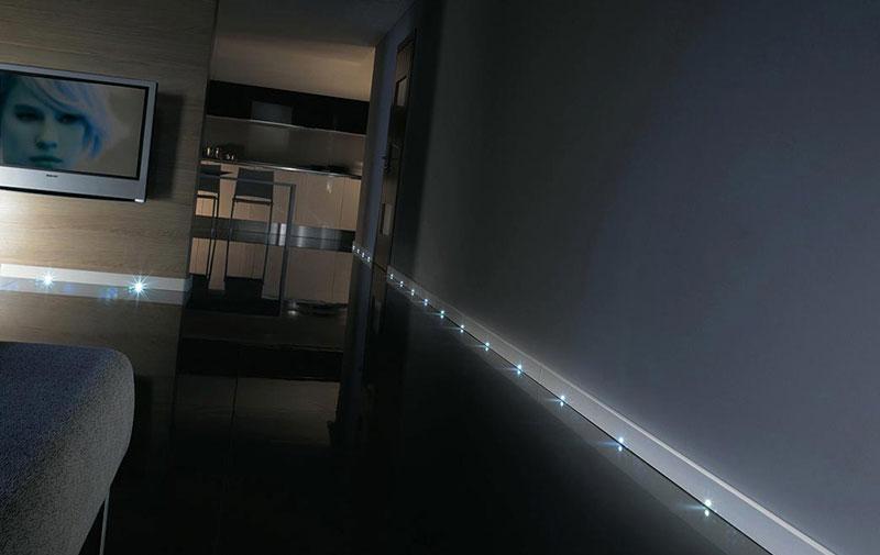 Come decorare con la luce idee per rendere fantastica la tua