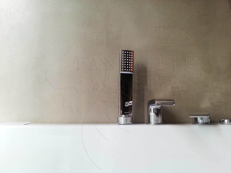 Pancotti microcemento bagno